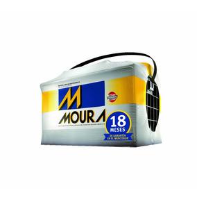 Batería Moura 100 Amp. Com. 18 Meses De Garantía