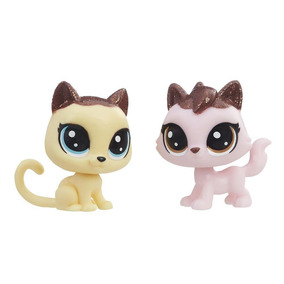 Littlest Pet Shop Serie 2 Coleccion Especial Set X2 Hasbro