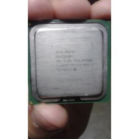 Procesador Intel Pentium 4, 2.66 Ghz