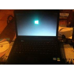 Laptop Compaq Presario Cq43, I5, 4gb Ram, Hdd 500 Gb.