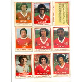 828eafdcfb Futebol Cards Ping Pong 236 Gasperin Internacional - Figurinhas em ...