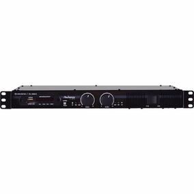 Amplificador Bluetooth Usb 400w Visor Digital Pa4000 Hayonik