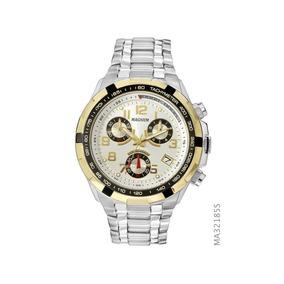 b4b8f2a0c00 Relógio De Pulso Magnum Ma32185s - Relógios De Pulso no Mercado ...