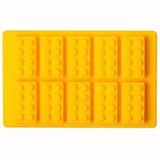 Molde Silicon Bloques Lego Gomitas Chocolate Hielo Jabon