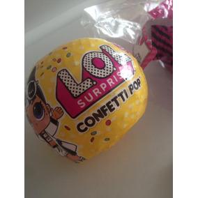 Muñeca Lol Confetti Pop 100% Original (importada)+bolso Lol
