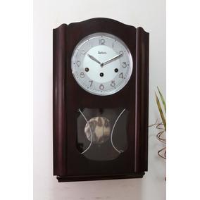 eddd9de4f1d60 Antigo Relógio De Parede Reguladora Carrilhão - Relógios De Parede ...