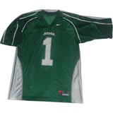 Camiseta Michigan State Spartans Futbol Americano Nike Ncaa c71860286eb