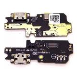 Placa Conector Carga Microfone Asus Zenfone3 Max Zc553kl 5.5