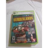 Borderlands 1 Edicion Especial Usado Completo.