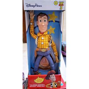 Disney Parks Pixar Toy Story Woody Paracaidas Usa! - Muñecos de ... aff7a6b46a5