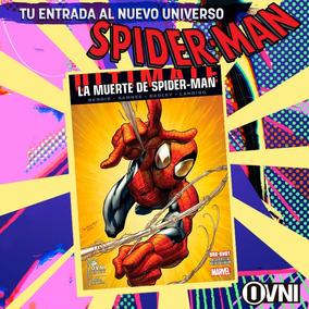 Cómic, Marvel, La Muerte De Spiderman. Ovni Press