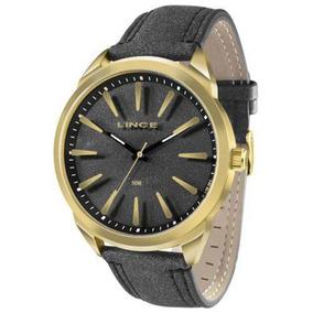90f3a2ab1c2 Relógio Masculino Lince Analógico Mrc4385sp1px - Dourado pre · R  208 90.  12x R  17 sem juros. Frete grátis
