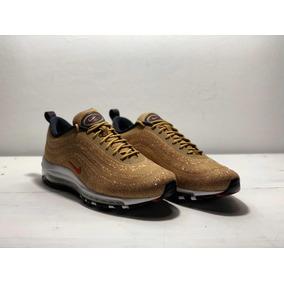 Sneakers Originales Nike Air Max 97 Lx Swarovski Gold Cr7