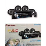 Autoradio Pioneer Dxt S4069bt Combo Stereo+4parlan Bluetooth