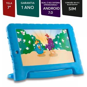 Tablet Galinha Pintadinha Kit Pad/p Quadcore 8gb 7pol Nb-202