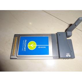 Bam Inalambrico De Internet Kyocera Pc Card