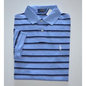 d605300d78 Camisa Polo Ralph Lauren Tamanho Gg Xl Original Custom Fit