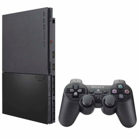 Playstation 2 Novo Destravado + 15 Jogos De Brinde Novo