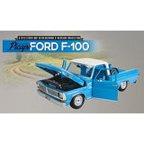 Fascículo Revista Ford F100 Pick Up 1,2,4,5,6,7