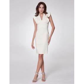 Imagenes de vestidos cortos para mujeres gorditas