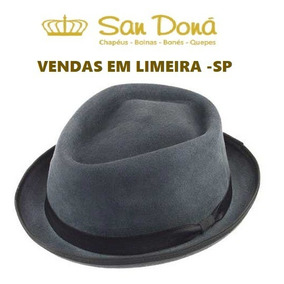 Chapeu Pork Pie Gg - Acessórios da Moda no Mercado Livre Brasil 3da5ff59a60
