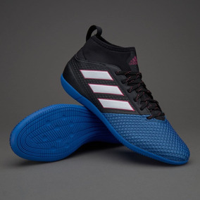new products 54dd3 c686b adidas Ace 17.3 Primemesh In - Negro blanco azul