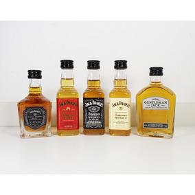 Coleção Miniaturas Whiskys Jack Daniel