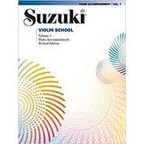 Escuela De Violín Suzuki Vol 7 Piano Acc