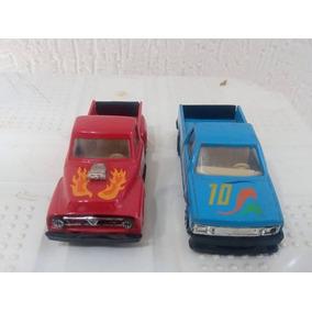 Miniatura 2 Camionetes Personalizada Escala 1/43
