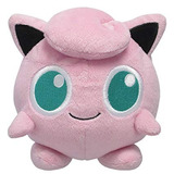 Mini Peluche Jigglypuff Pokemon Center