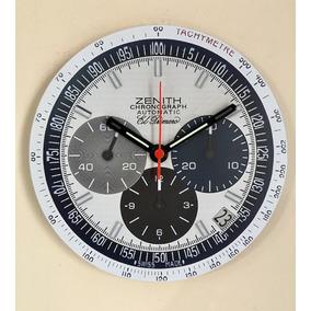 77f42d2a1ca Zenith El Primero 01020450400 - Relógios no Mercado Livre Brasil