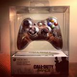 Control Xbox 360 Edicion Special Mw3 Inalambrico Usb Charger