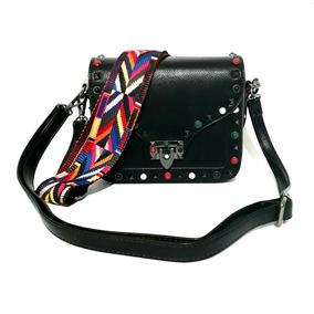 Bolsa Valentin Pequena Tachinha 2 Alças Colorida Transversal 988f4fece