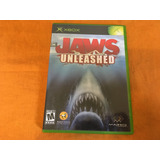 Jaws Unleashed - Xbox Clássico Completo - V257