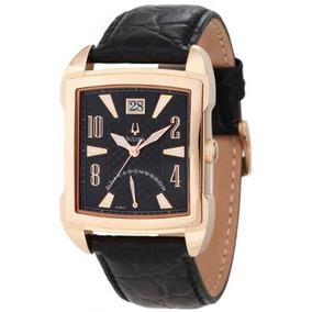e64f4800183 Relógio Bulova Masculino Wb21114q Social Quadrado - Relógios no ...