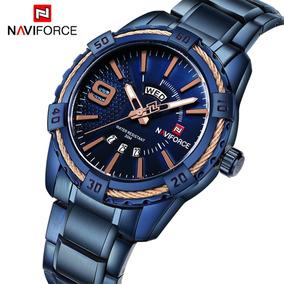 5cb6ee66206 Relogio Naviforce Masculino Outras Marcas - Relógio Masculino no ...