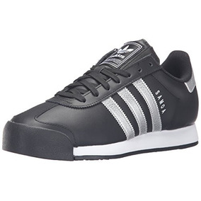 best website 749bb 43a21 adidas Originales Hombres  s Samoa Retro Sneaker Moda , Negr