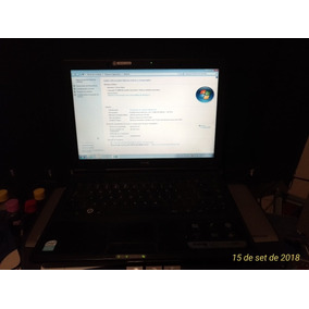 Notebook Cce 120gb Info Win Pentium Dual 1.86ghz Ram 2gb