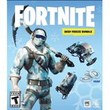 Fortnite Deep Freeze Bundle Epic Games- Clave Pc