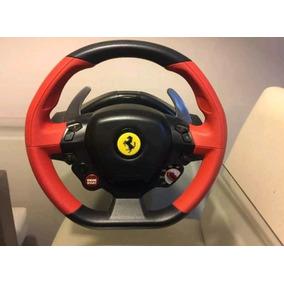 Volante Logitech Ferrari 458 Pouquissimo Usado