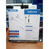 Audifonos Bluetooth Inalámbricos S6 Somos Tienda Fisica