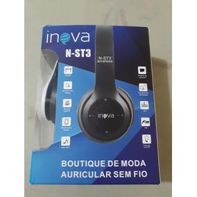 Fone Inova N - St3 Headphone Sem Fio Bluetooth