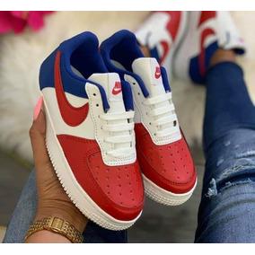 new arrivals fb0ea 16752 Tenis Nike Air Force One Unisex Kids Oferta