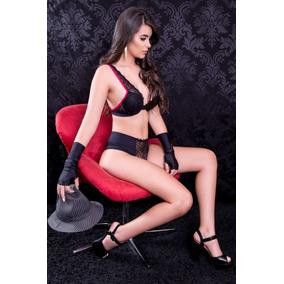 Conjunto Lingerie Lolita Alta Qualidade - Moda Íntima e Lingerie em ... 5f4e5442957