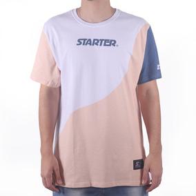 Camiseta Branca Starter - Calçados ec8000ed2d5