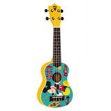 Ukulele Infantil Soprano Phx Mickey Disney Oficial Ukpmk1