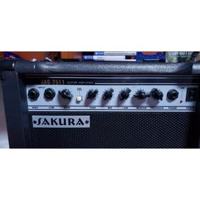 Amplificador De Guitarra Sakura 10/10