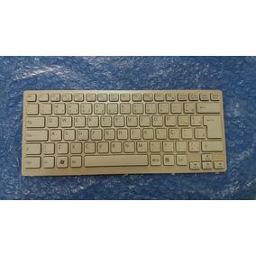 Teclado Notebook Sony Model: Pcg 61111x Branco