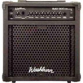 Amplificador Washburn Bd-25 Guitarra 25w