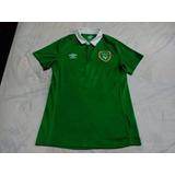 Camisa Seleção Irlanda no Mercado Livre Brasil 205110b3008ba